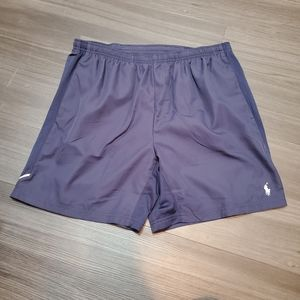 Polo Ralph Lauren French Navy Athletic Shorts